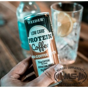 LOW CARB PROTEIN 250ML COFFE