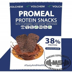 PROMEAL SNACKS 37,5G CACAO