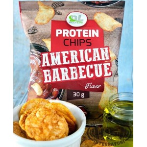 PROTEIN CHIPS 30G BARBECUE