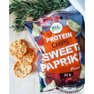 PROTEIN CHIPS 30G PAPRIKA