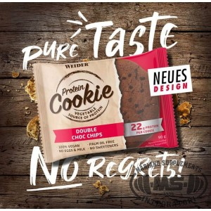 PROTEIN COOKIE 90G DOUBLE...