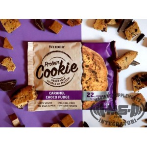 PROTEIN COOKIES 90G CARAMEL