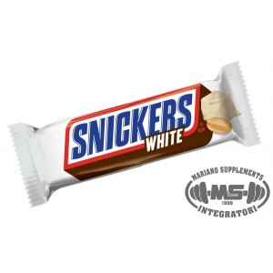 SNICKERS 55G WHITE...