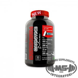 STRENGTH CARNITINE 90 CPS