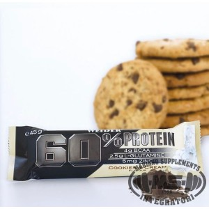 60% PROTEIN 45G COOKIES &...