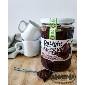 DELIGHT FITNESS 510G CHOCOLATE