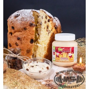 GO NUTS 350G PANETTONE
