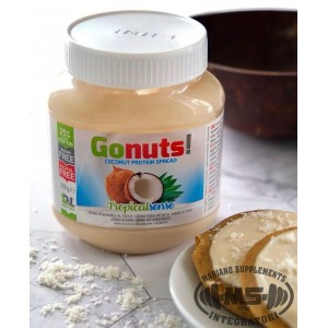 GO NUTS COCONUT 350G